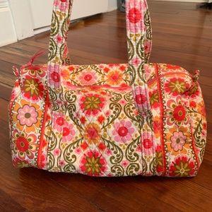 Handbags - Small Vera Bradley Duffle Bag
